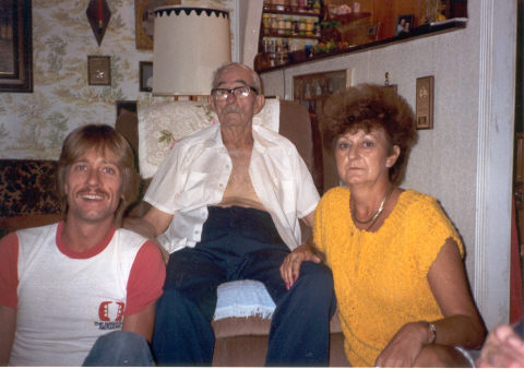 Dad, Tommy & Donna