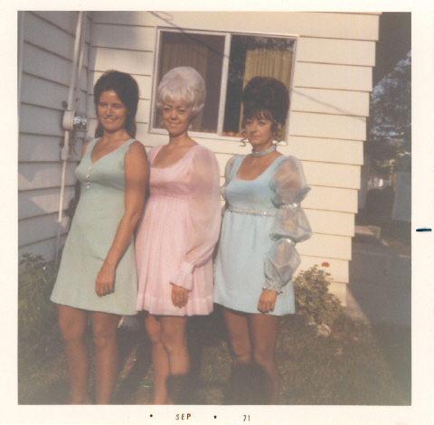 Peggy, Pat & Donna