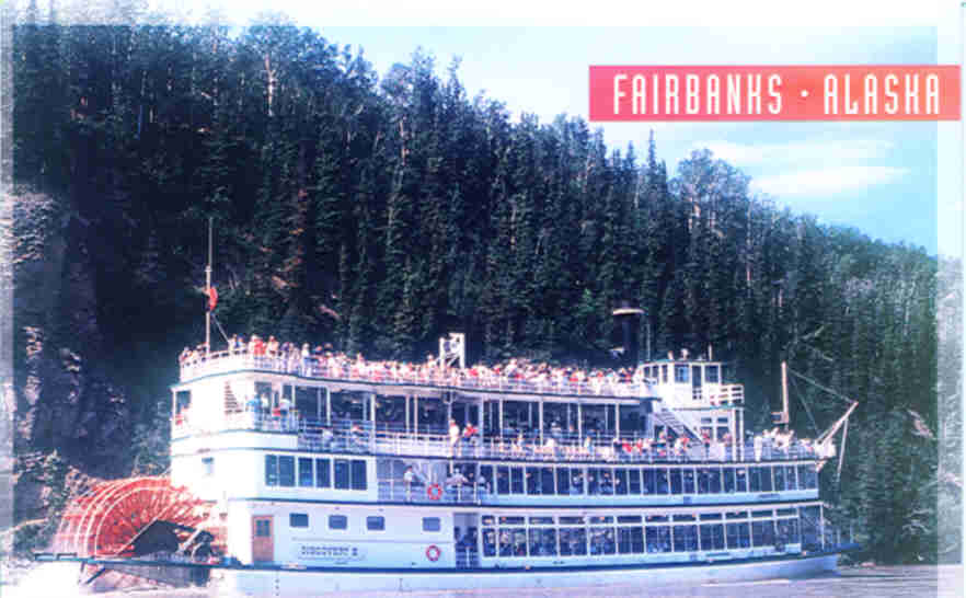 Discovery 3 Sternwheeler Boat